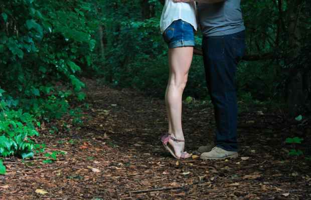 love people romance engagement
